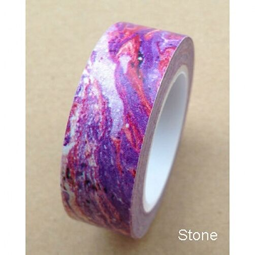 Washi Tape designer 15mmx10m Roll Decorative Sticky Paper Masking Tape Adhesive