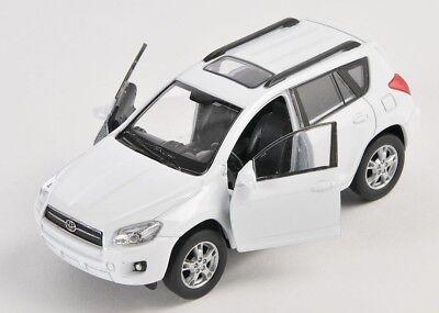 2009 Toyota Corolla 1:34-1:39 blanche Welly Métal Voiture Neuf dans sa boîte