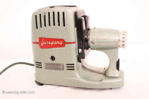 Antiker Projektor / Diaprojektor / LIESEGANG FANTAX 5-300 / Antique Projector /