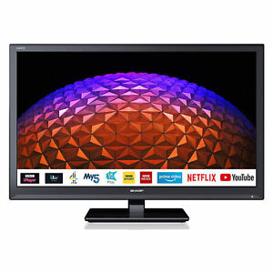 Sharp-1T-C24BC0KR1FB-24-034-Inch-HD-Ready-LED-Smart-TV-with-Freeview-Play-Black