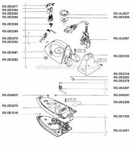 RS-DE2270-Poignee-avant-fer-a-repasser-ROWENTA