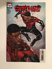 Miles Morales Spiderman 18 Anniversary Variant 1 per 1st Print Marvel 2020