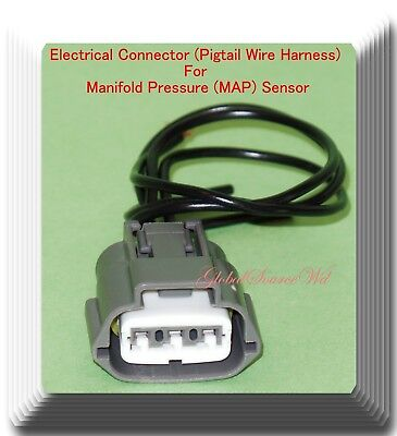 Sensor Fits Altima Pathfinder Sentra Infiniti QX4 Manifold Pressure MAP
