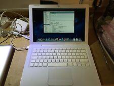"""Cheap Apple MacBook 2009 OS X 13"""" 2GHz / 2GB Ram 120GB HDD, WIFi OSX 10.11"""