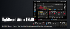 Plugin Alliance Unfiltered Audio TRIAD