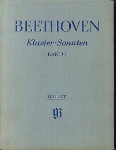 Beethoven-Klavier-Sonaten-Band-1-Urtext-gebunden
