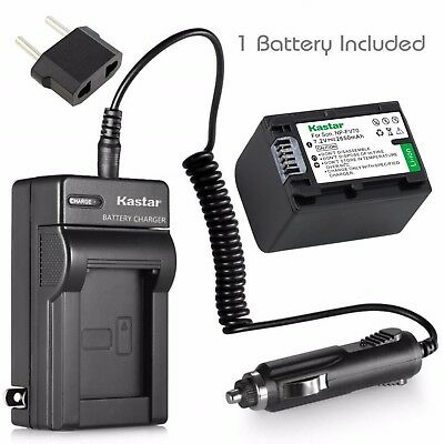 LCD Dual Fast Battery Charger for Sony HDR-HC3 DCR-HC19 Handycam Camcorder DCR-HC18 DCR-HC17 DCR-HC16