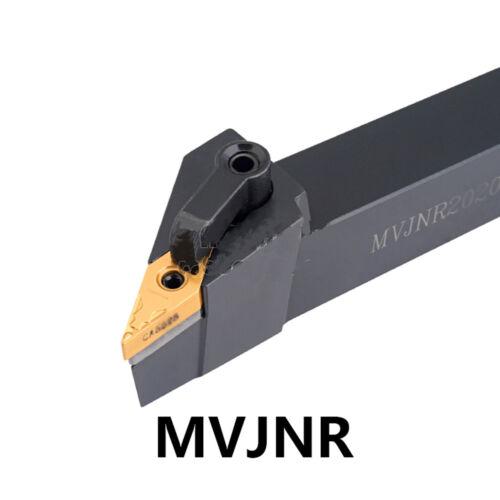 MVJNR 2020K16 20×125mm Index External Lathe Turning Holder For VNMG1604 inserts