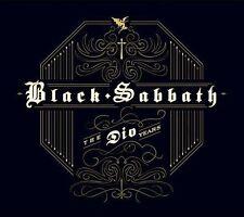 The Dio Years by Black Sabbath (CD, Apr-2007, Rhino (Label))