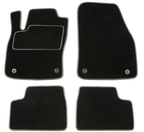 Velours Classic Fußmatten passend für Opel Astra H Mcarstyling ⭐⭐⭐⭐⭐