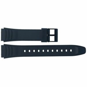 Genuine-Casio-Replacement-Watch-Strap-19mm-10160334-for-Casio-Watch-AW-49H-1BV