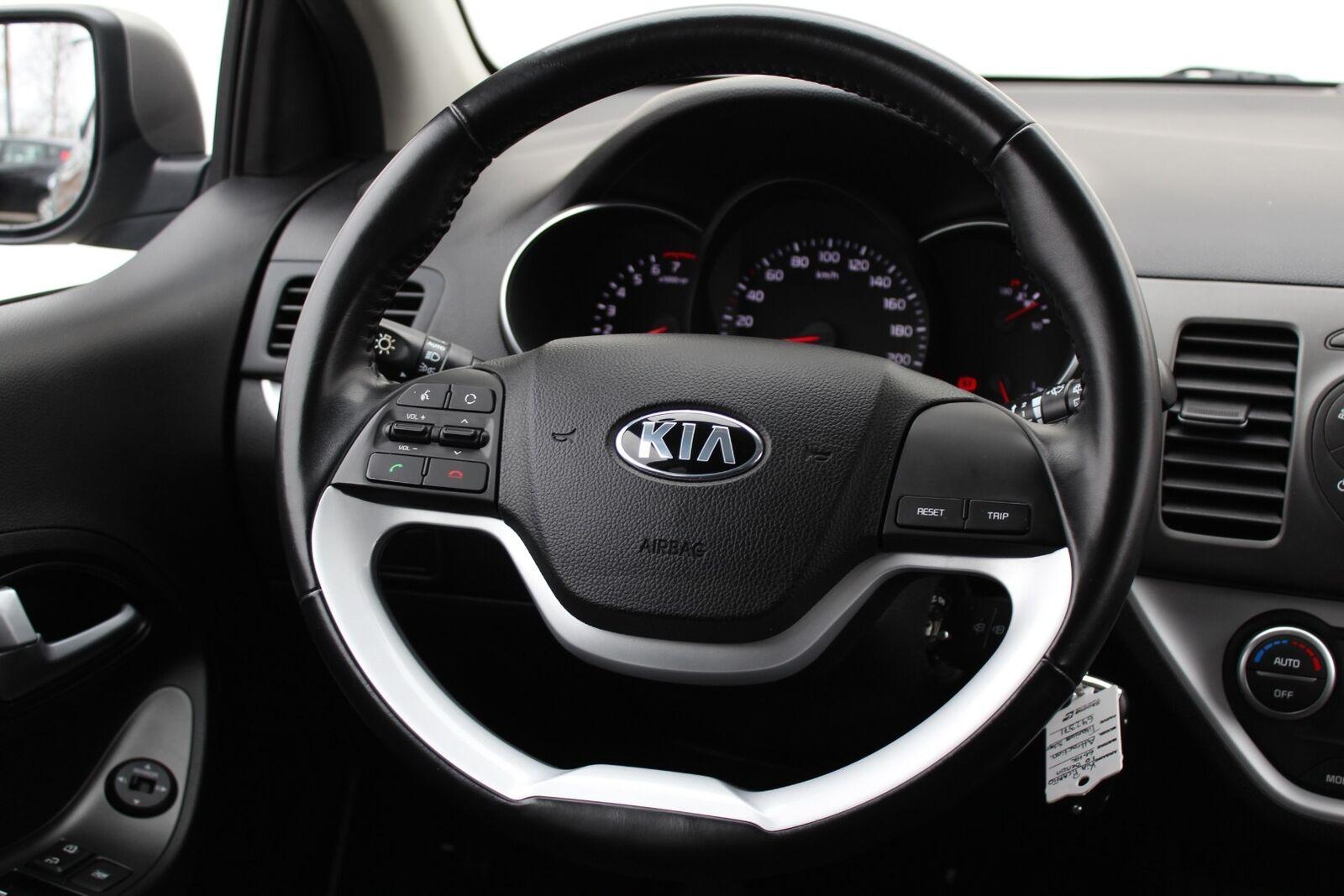 Kia Picanto 1,0 Attraction - billede 7