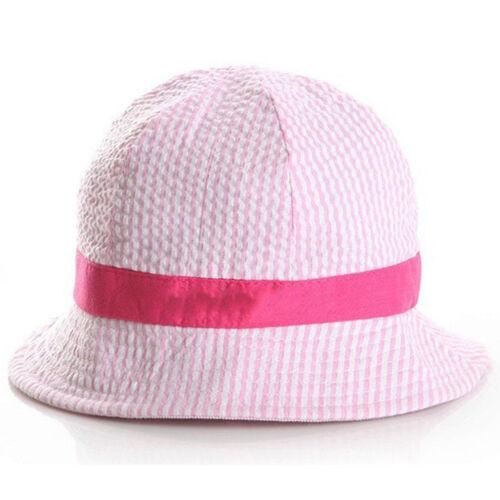 Kinder Baby Mädchen Junge Sommerhut Strohhut Hut Kappe Sommer Baseballmütze Cap
