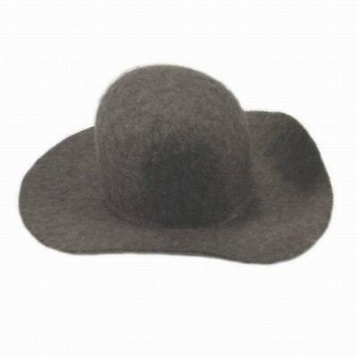 1//6 Battle Gear Toys Chapeau Stetson Noir Cavalerie 663 13 US Campaign Hat