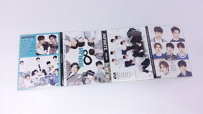 INFINITE Portable Photo Memo Pad KPOP Korean K Pop Star