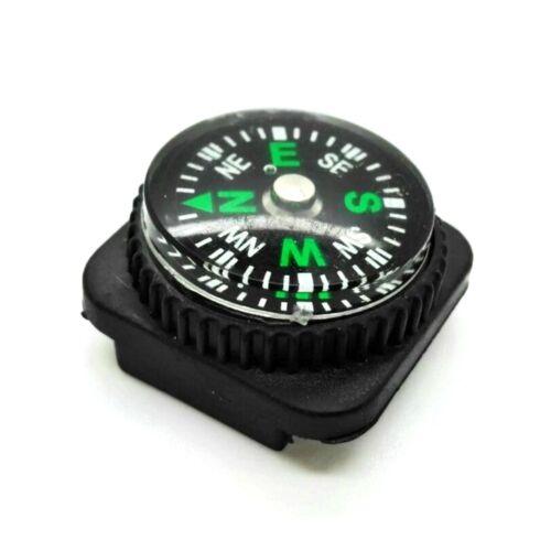 23mm boussole de montres bracelet Bracelet Montre Bande camping outdoor randonnée survival