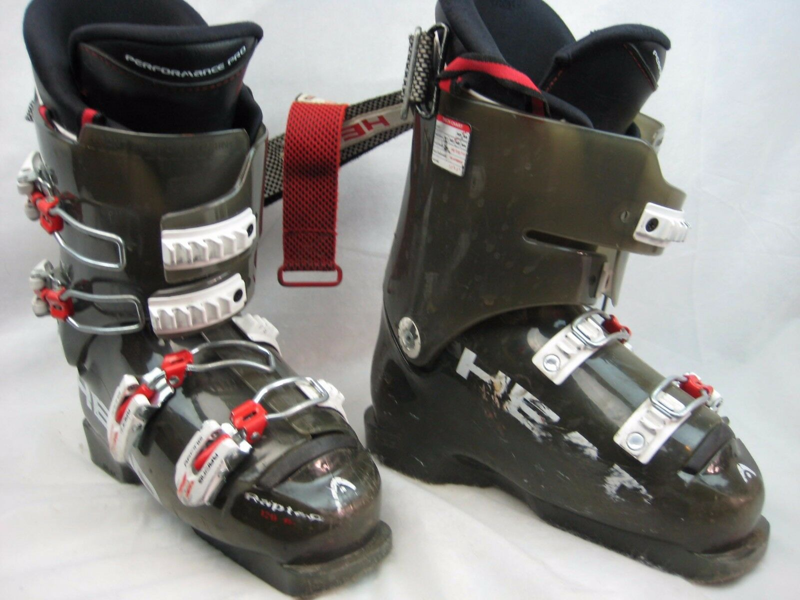 Head  Raptor 120 Rs Ski Boots Size 24-24.5  very popular