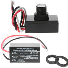 Best Outdoor Electric Resistor Photocell Light Control Sensor Button Switch Jl
