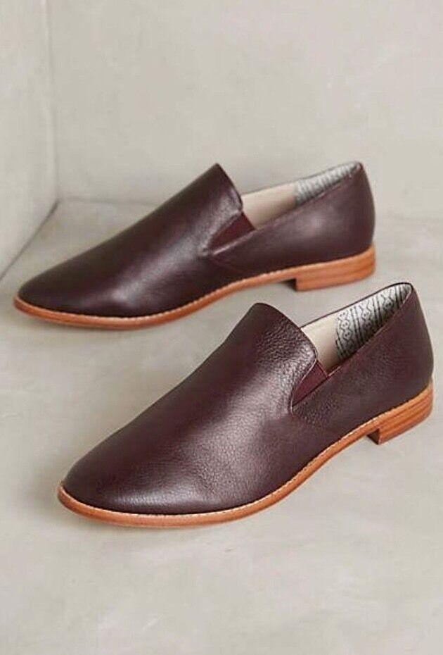 NEW  239 Anthropologie Manhattan Loafers Size 6