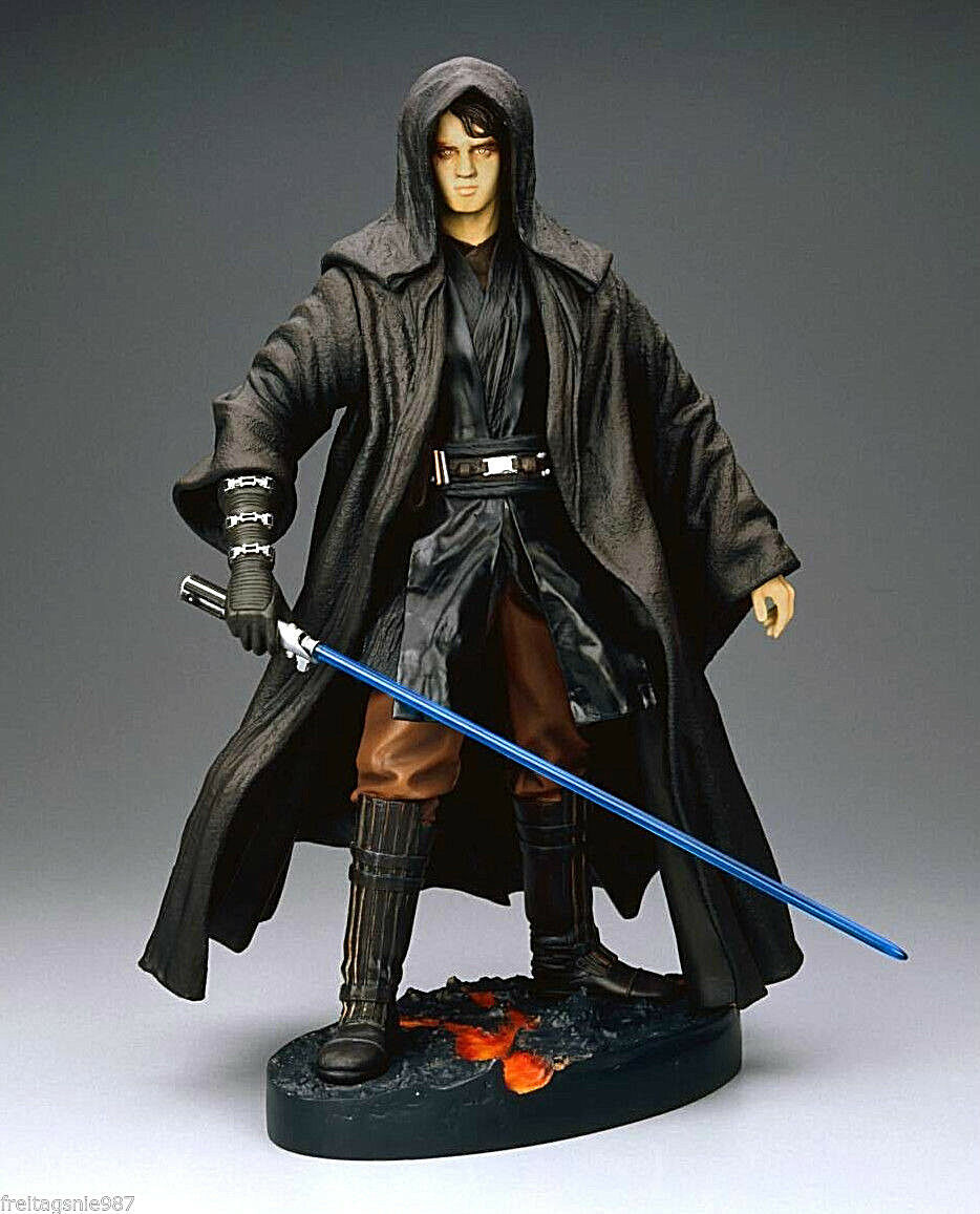 Star Wars Anakin Darth Vader PVC Figur 1 7 Skala Snap-Fit 27cm Kotobukiya