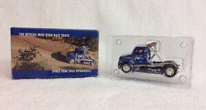 F.F. Ertl III Die-Cast Promotions 1/64 Scale Model Offical Mike Ryan Race Truck