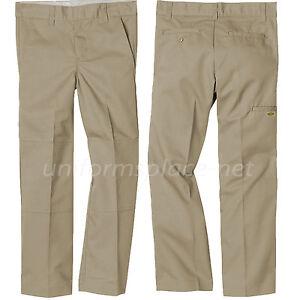George Boys School Uniforms Flat Front Shorts Color//Size regular Husky Slim