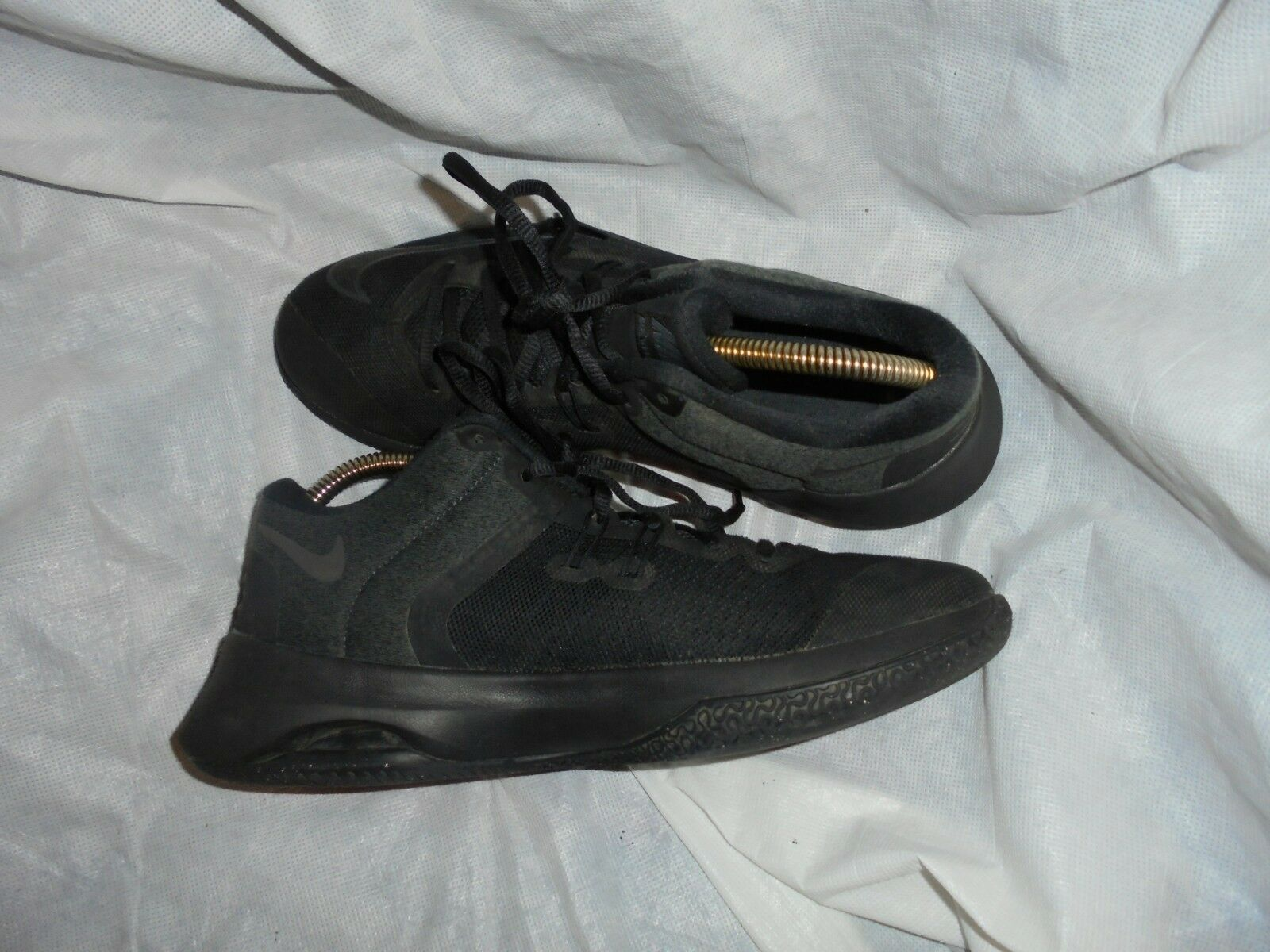 NIKE NIKE NIKE AIR VERSITILE II homme noir LEATHER LACE UP TRAINER Taille7 EU 41 US 8 VGC c10ecf