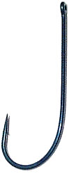 Mustad 4446 NP-BU Nordic Bend Box of 25
