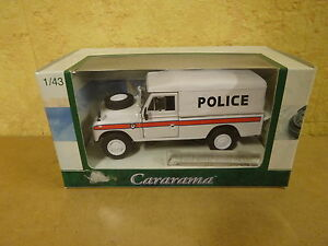 BOXED-MODEL-CAR-CARARAMA-1-43-LAND-ROVER-SERIES-III-109-8