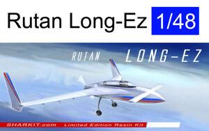 Rutan-Long-EZ-1-48-scale-resin-kit