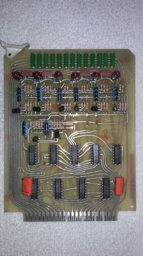Dover Elevator Card Machine Top /& Bottom Board 4 Slot Brand New and Refurbished