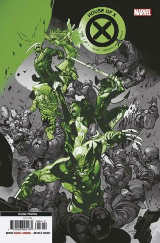House Of X#1-6 Choice of Issues /& VariantsMARVEL2019 *CLEARANCE SALE*