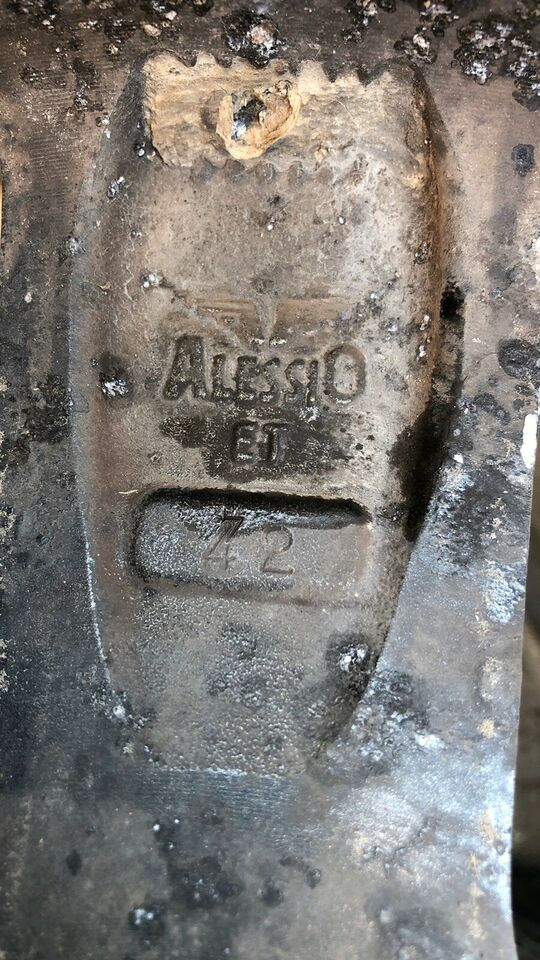 "Alufælge, 17"", Alessio"