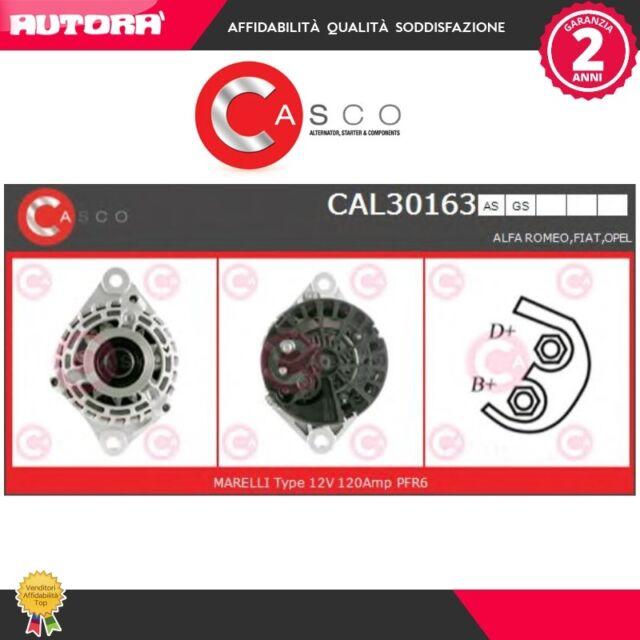 CAL30163GS Alternatore (MARCA-CASCO)