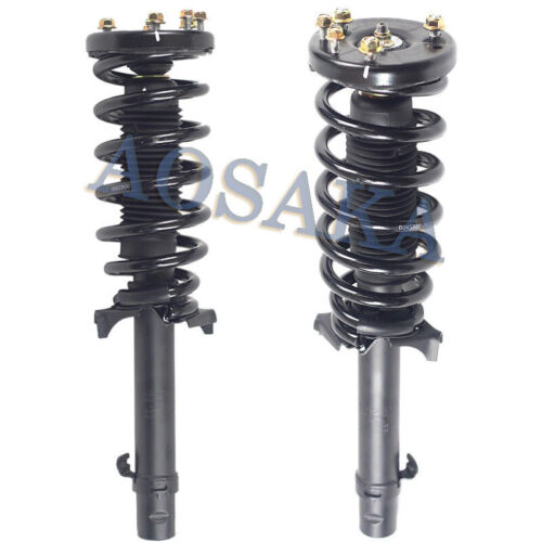 Fit for 2010-2014 Acura TL Front Complete Strut and Coil Spring Quick Assembly