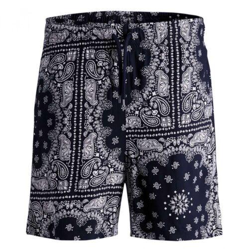 Jack /& Jones Sweatshorts jorbandan Short Pantalon Court Messieurs