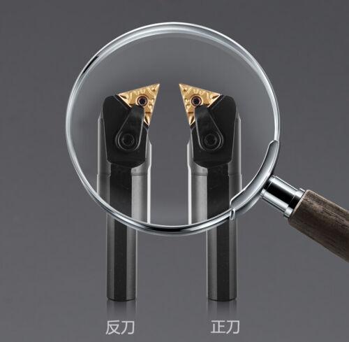 S20R-MTQNL16 20×200mm Lathe Turning Tool Boring Bar Holder For TNMG1604//TNMM1604