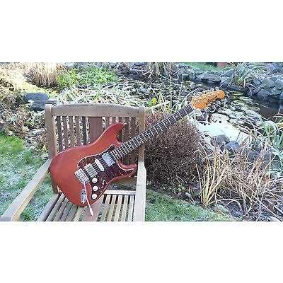 wScustom E-Gitarre