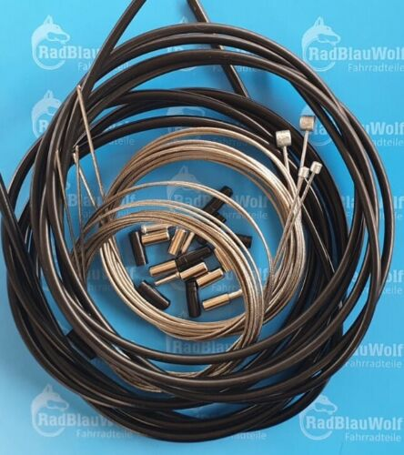 Bremszug und Schaltungs Set Komplett   MTB//ATB Niro Promax