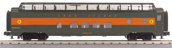 2014 MTH 30-67792 60' Streamlined ABS Full-Length Vista Dome Car new in the box