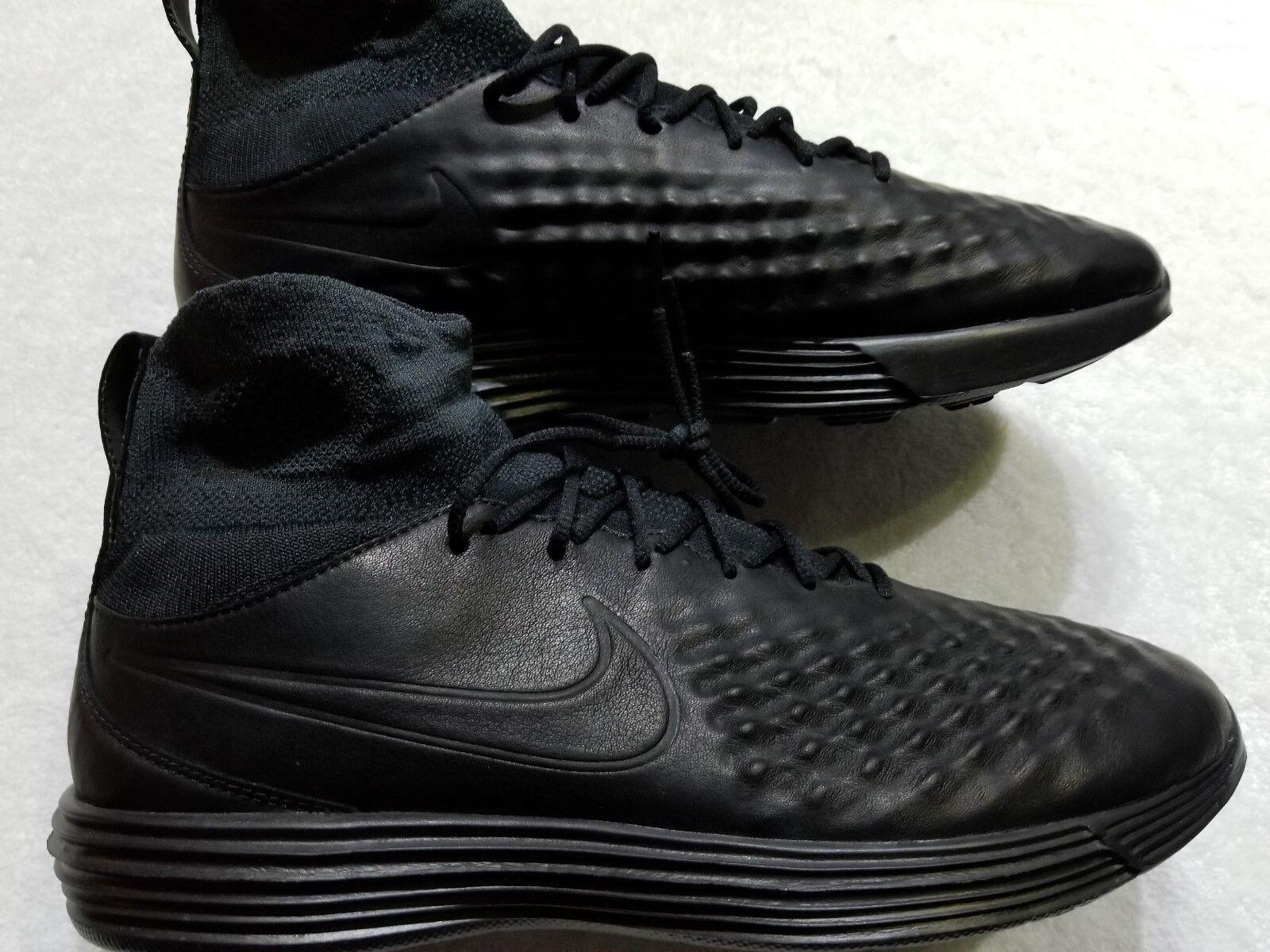 Nike lunar magista ii flyknit nero sz