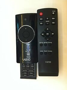 Image Is Loading New Generic Replaced Vizio Sound Bar Remote For