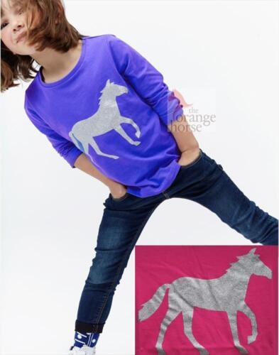 Tomjoule-Joules Mädchen Jerseyshirt JNR-Bessie