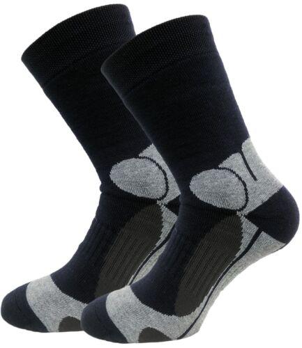 Herren Thermo Socken für den Winter 6 Paar  Polstersohle  85/% Baumwolle 39-46