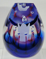 Caithness Snow Dance Paperweight Ltd Ed Cert. 1995 Boxed Margot Thomson