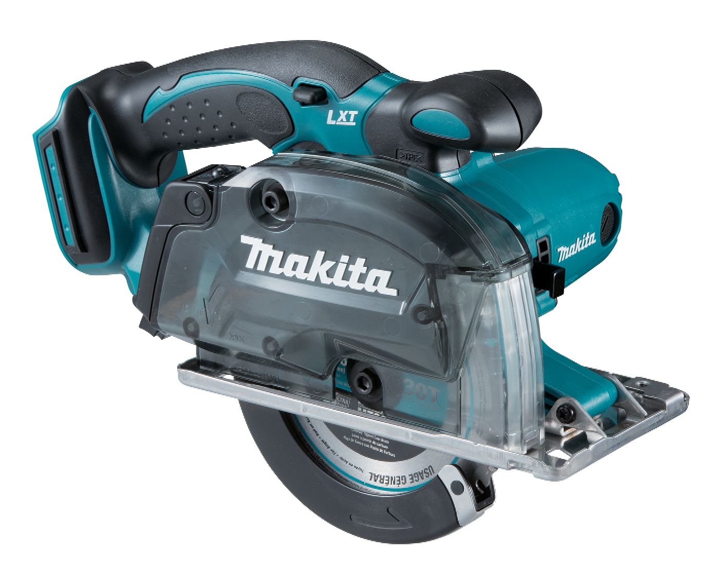 Makita LXT METAL CIRCULAR SAW DCS552Z 18V 136mm Blade, LED Job Light, Skin Only