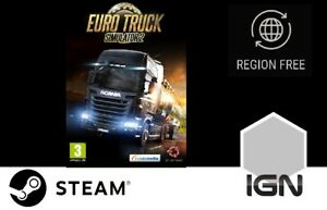 Details about Euro Truck Simulator 2 [PC] Steam Download Key - FAST DELIVERY