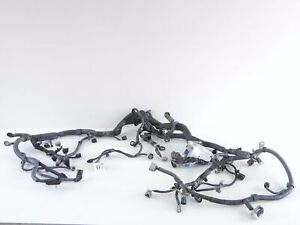 2010-LEXUS-IS250-ENGINE-MAIN-WIRE-HARNESS-WIRING-82121-53183-OEM-694-07