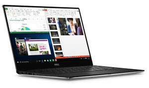 Dell Xps 13 9350 I7 6560 Qhd 3200 X1800 Touch 16gb 256gb
