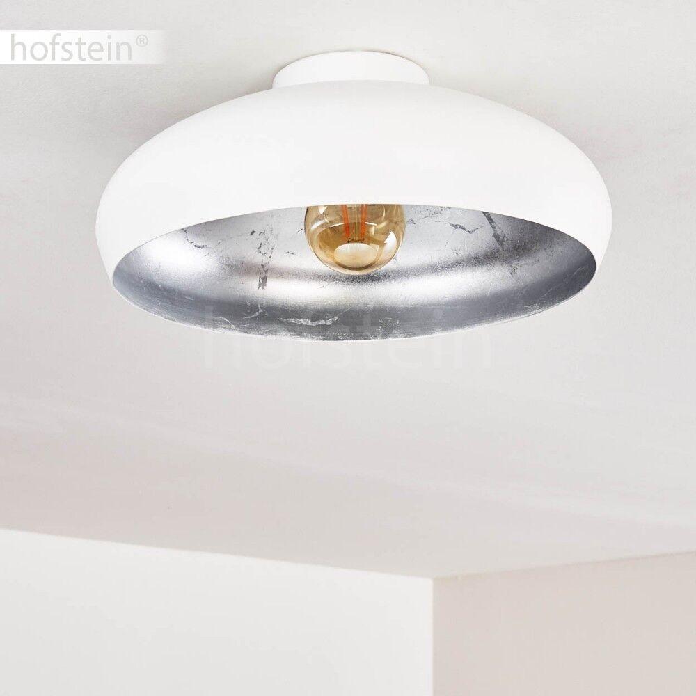 Diseño retro iluminación pasillo de techo blanco plata pasillo iluminación residenciales habitación de sueño aproximadamente lámparas 33b115